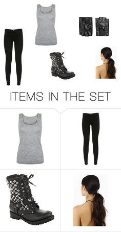 """""""Romane"""" by kellytheodore ❤ liked on Polyvore featuring art"""