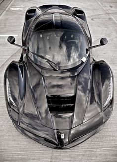 Ferrari Laferrari For more: goo.gl/oPiwyI Maserati, Bugatti, Lamborghini, Ferrari Laferrari, La Ferrari, Porsche, Audi, Jaguar, Exotic Sports Cars
