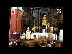 Acto de toma de posesión de Francisco J. Varela como párroco y de D José Manuel como párroco emérito y rectos de Las Montañas. 31 de enero de 2015
