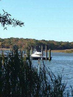 Fall boat