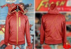 Fashionable DC Comics Justice League Superhero Coats, Jackets, and Blazers