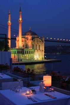 Anjelique at Ortaköy (in Beşiktaş district), İstanbul