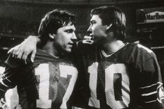 Dave Krieg and Jim Zorn