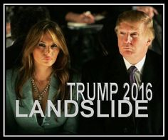Donald Trump Wins by a Landslide 2016