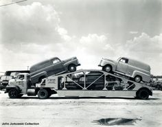 1948 Ford Panels