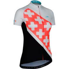 Wiggle Nederland | dhb Blok Meso fietstrui met korte mouwen voor dames Fietstruien met korte mouwen