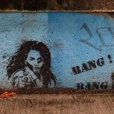 street-art-Nantes. Jackie-Brown ?