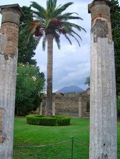 *POMPEII, ITALY