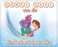 Kinderkerk Lesreeks: Gawes van die Heilige Gees Youth Ministry, Praise And Worship, Holy Spirit, Teaching Kids, Thankful, Van, Christian, Afrikaans, Words