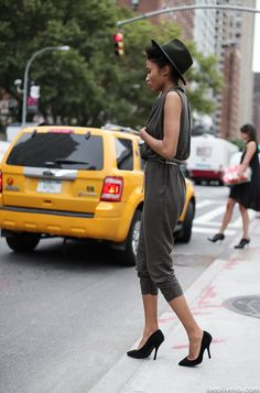 Street Style New York #fashion