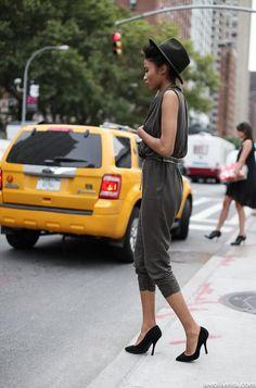 Street Style New York #fashion