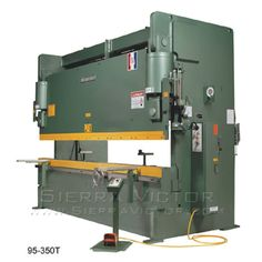 ITEM: 190 Ton x 12' Hydraulic Press Brake, MAKE: BETENBENDER®, MODEL: 12-190,  Call Sierra Victor Industries Today at 386-304-3720 or Visit http://sierravictor.com/index.php?dispatch=products.view&product_id=2300