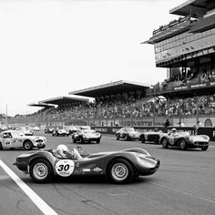 Course du Mans Classic 2012 Crédit photo : Denis Boussard