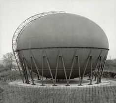 Industrial Landscapes. 10 Photographs, 1968, by Bernd & Hilla Becher