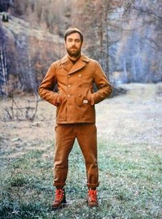 Hunter-Inspired Hipster Lookbooks - Carhartt Heritage Fall/Winter 2012 Collection Hits the Target (GALLERY)