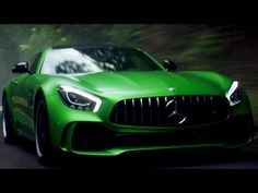 Beast of the Green Hell: The Mercedes Benz AMG GT R