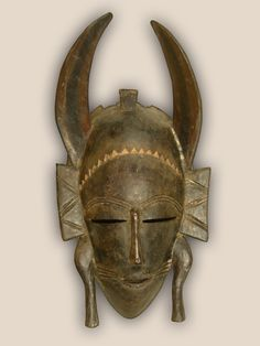 mask african tribal