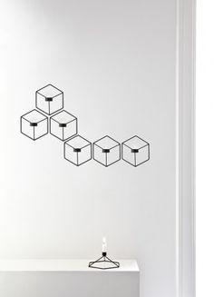 POV candle holder by Note Design Studio for Menu (Dk)