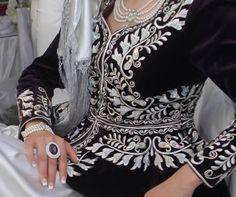 #Algerienne #belle #karakou