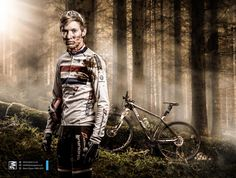 MTB Rider by Steve Wyper on 500px