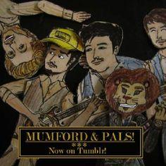 Mumford and pals!!!!!!
