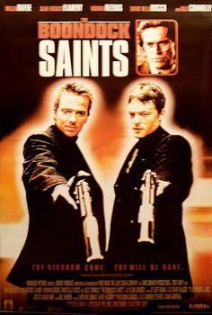 Boondock Saints Defoe Flannery Reedus Movie Poster 24x36