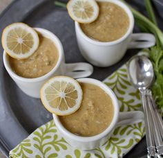 Yummy Supper: Lemony Lentil Soup