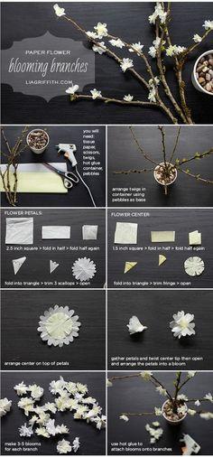 纸艺花装饰...来自花开世界FlowerWorld的图片分享-堆糖