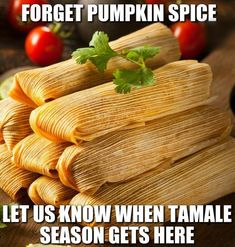 One of the best parts of the holiday season is the tamales! Don't wait to the last minute to get your Holiday order in! Happy Holidays from SERVPRO of Braun Station! Chile, Mexican Tamales, Mexican Problems, Mexico Food, Learn To Cook, Pumpkin Spice, Mexican Food Recipes, Spices, Yummy Food
