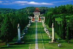 The Sacred Way, Beijing.