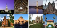Beautiful College Campuses - America's 50 Best in 2014