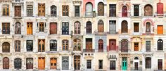 Doors and Windows of the World by Andre Goncalves: http://www.playmagazine.info/doors-windows-world-andre-goncalves/