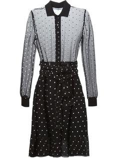 Comprar Givenchy vestido estilo blusa con estampado de cruces en Excelsior Milano from the world's best independent boutiques at farfetch.com. Descubre 400 boutiques en 1 sola dirección.