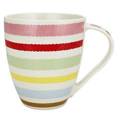 Buy Cath Kidston Wobble Mug, 0.5L Online at johnlewis.com