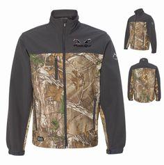 Camo Jacket Coyote Hunting, Camo Jacket, Polyester Spandex, Jackets, Fashion, Down Jackets, Moda, Fashion Styles, Fashion Illustrations