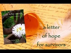 'Letter of Hope For Survivors: Life After Abuse',' by author; Jan Porter