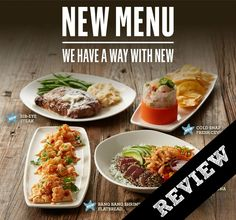 It's Here! Bonefish Grill Introduces Their New Menu! {Review & Giveaway} #HelloNewMenu |