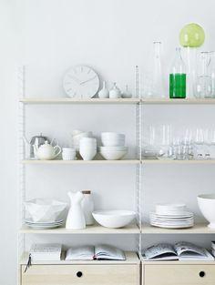 String Furniture shoot - Petra Bindel (stylist Mette Nissen)