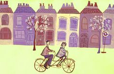 cycle london 1 by emma block on Flickr.
