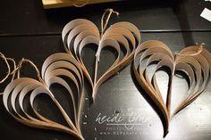 paper heart tutorial