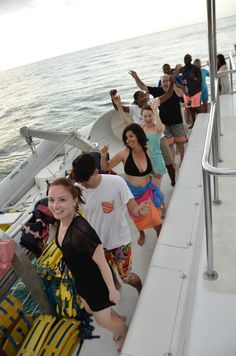 This is the best company for Jamaican booze cruise dance parties!