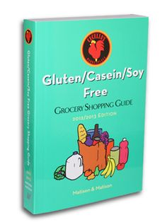Gluten/Casein/Soy Free Guide. Getting this as a gift :) should be here next week! JS
