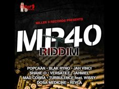 MP40 Riddim [March 2013] Mix. | DJ Kaas