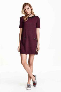 Vestido estampado de jacquard | H&M