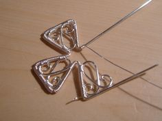 wire wrapped crosses | work in progress...celtic cross | Flickr - Photo Sharing!