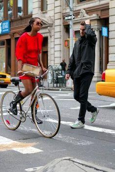 How I travel: New York on a bike