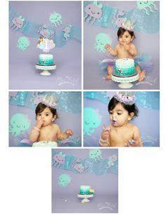 mermaid+cake+smash+under+the+sea