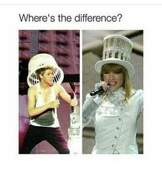 Or who wore it better