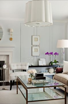 South Shore Decorating Blog: Calm, Neural, Bright Rooms