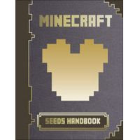 Minecraft Seeds Handbook by Minecraft Game Guides -  For more rad minecraft stuff check out minecrafttoystore.com